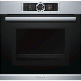 Духовой шкаф с микроволновой печью Bosch HMG636NS1
