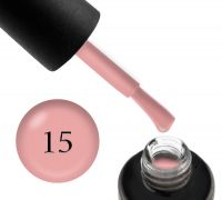 База для гель-лака Naomi Rubber Comouflage Base Coat № 15, 6 мл