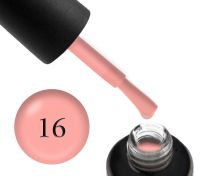 База для гель-лака Naomi Rubber Comouflage Base Coat № 16, 6 мл