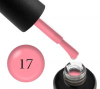 База для гель-лака Naomi Rubber Comouflage Base Coat № 17, 6 мл