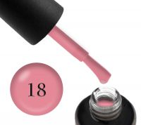База для гель-лака Naomi Rubber Comouflage Base Coat № 18, 6 мл