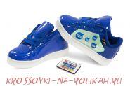 Светящиеся кроссовки UFO Ninja U012-B