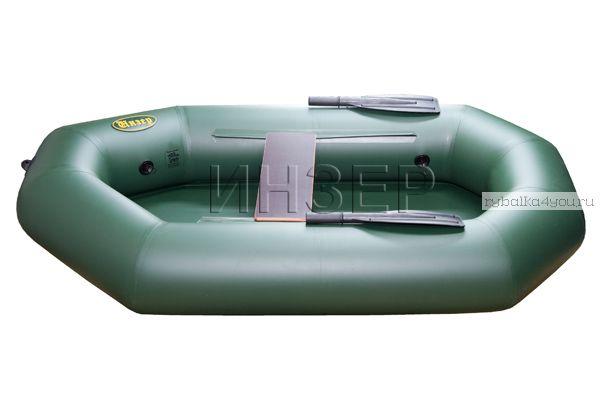 Лодка ПВХ Инзер 1 ГР (310)