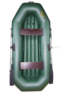 Лодка ПВХ Инзер 2 (280) надувное дно