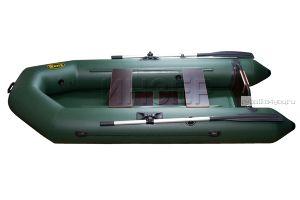 Лодка ПВХ Инзер 2 (250) М+(рейка)