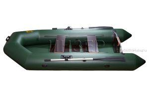 Лодка ПВХ Инзер 2 (260) М+(рейка)