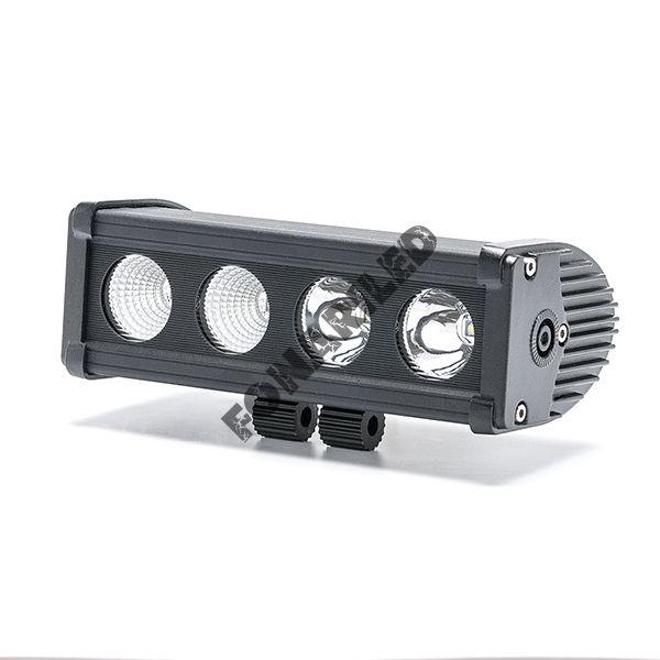 Однорядная светодиодная балка OC-40W combo комбинированный свет