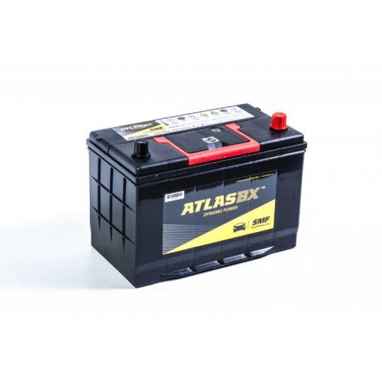 Автомобильный аккумулятор АКБ ATLAS (Атлас) MF105D31L 90Ач о.п.