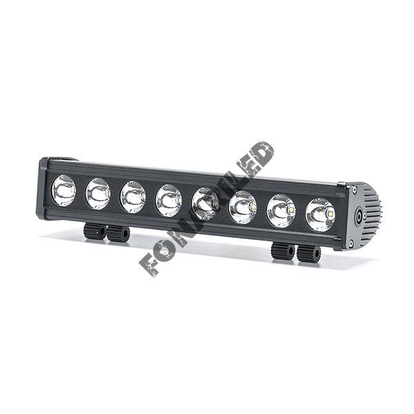 Светодиодная LED Балка OC-80W spot дальний свет (длина 38 см, 15 дюймов)