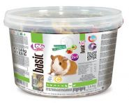 LoLo Pets Basic for Guinea Pig 2in1 Полнорационный корм для морских свинок фруктово-овощной (1,6 кг)