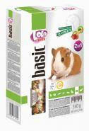 LoLo Pets Basic for Guinea Pig 2in1 Полнорационный корм для морских свинок фруктово-овощной (340 г)