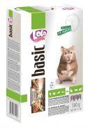 LoLo Pets Basic for Hamster Полнорационный корм для хомяков (500 г)