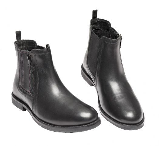"""Ботинки для верховой езды """"Horse Comfort"""" с боковой молнией"""