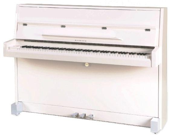 SAMICK JS043UD/WHHP Акустическое пианино