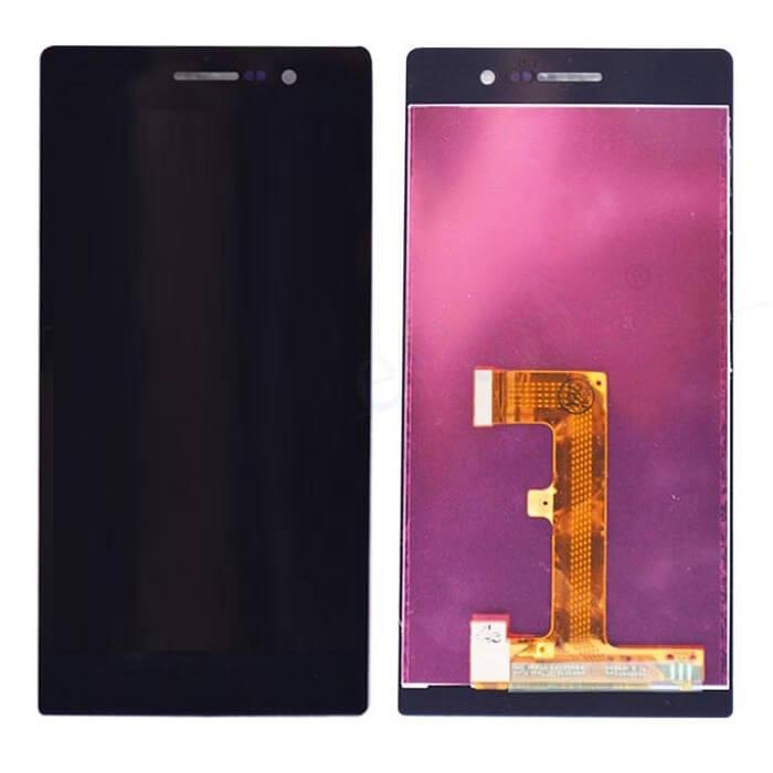 Дисплей в сборе с сенсорным стеклом для Huawei Ascend P7