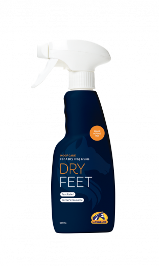 Спрей Cavalor Dry Feet подсушивающий 250 мл.