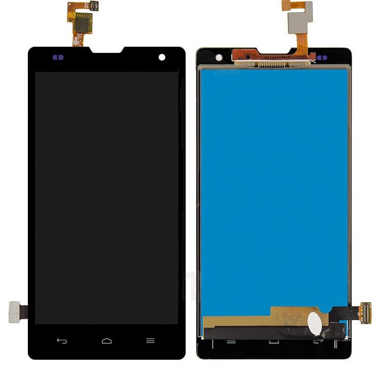 Дисплей в сборе с сенсорным стеклом для Huawei Honor 3С