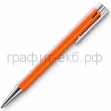 Ручка шариковая Lamy Logo M+ оранжевый 204