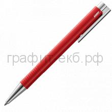 Ручка шариковая Lamy Logo M+ коралловый 204