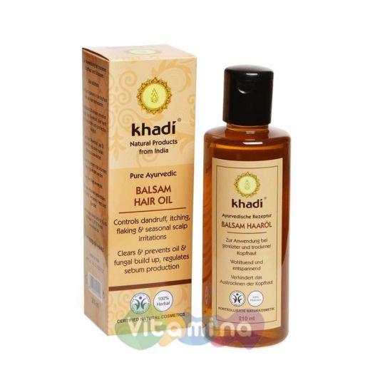 Khadi Масло для волос «Бальзам», 100 мл