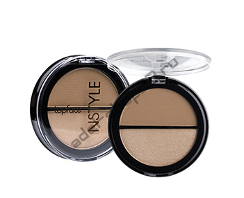 TopFace - ПУДРА CONTOUR&HIGHLIGHTER INSTYLE PT262