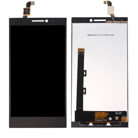 Дисплей в сборе с сенсорным стеклом для Lenovo Vibe Z2