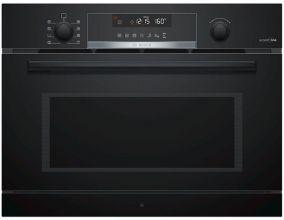 Встраиваемая микроволновая печь с микроволнами и паром Bosch CPA565GB0