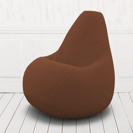 Кресло-груша Кент 9 коричневый