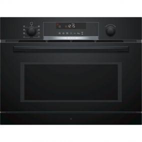 Встраиваемая микроволновая печь с микроволнами и паром Bosch COA565GB0