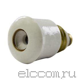 Предохранитель-пробка керамика 25А с плавкой вставкой (Е27Г2-25/380 УЗ) 100/200