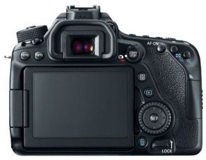 Зеркальный фотоаппарат Canon EOS 80D Kit 18-135mm IS STM