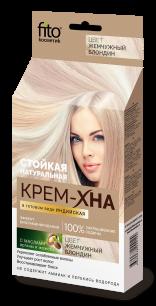 """""""fk"""" Крем-хна Индийская в готовом виде """"Жемчужный блондин"""" 50мл"""