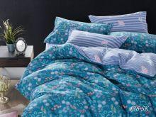 Комплект постельного белья Сатин SK  2-спальный  Арт.20/436-SK