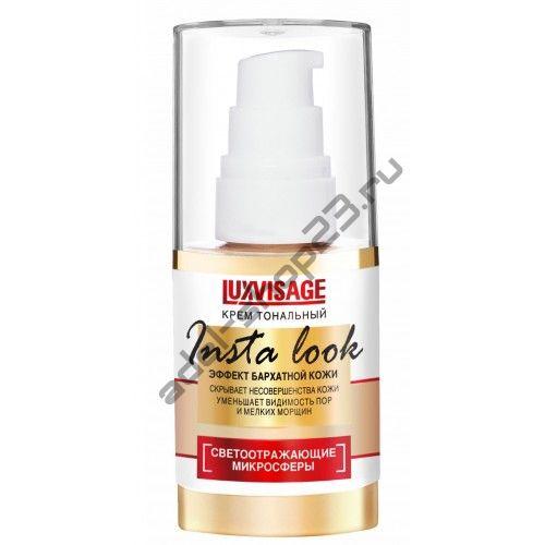 """luxvisage - Тональный крем """"Insta Look"""""""