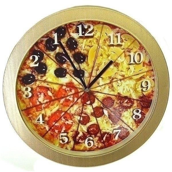 Часы АнтиЧасы Пицца