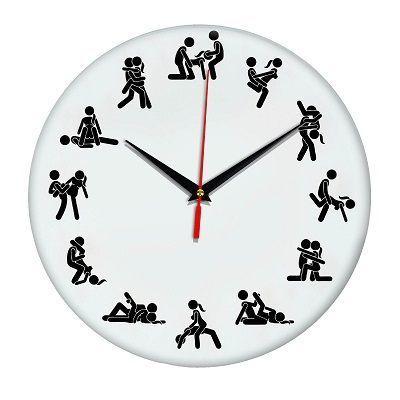 Часы PRO Камасутра Стеклянные