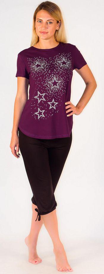 Блуза женская Вселенная Efri-Sf88в (вискоза)