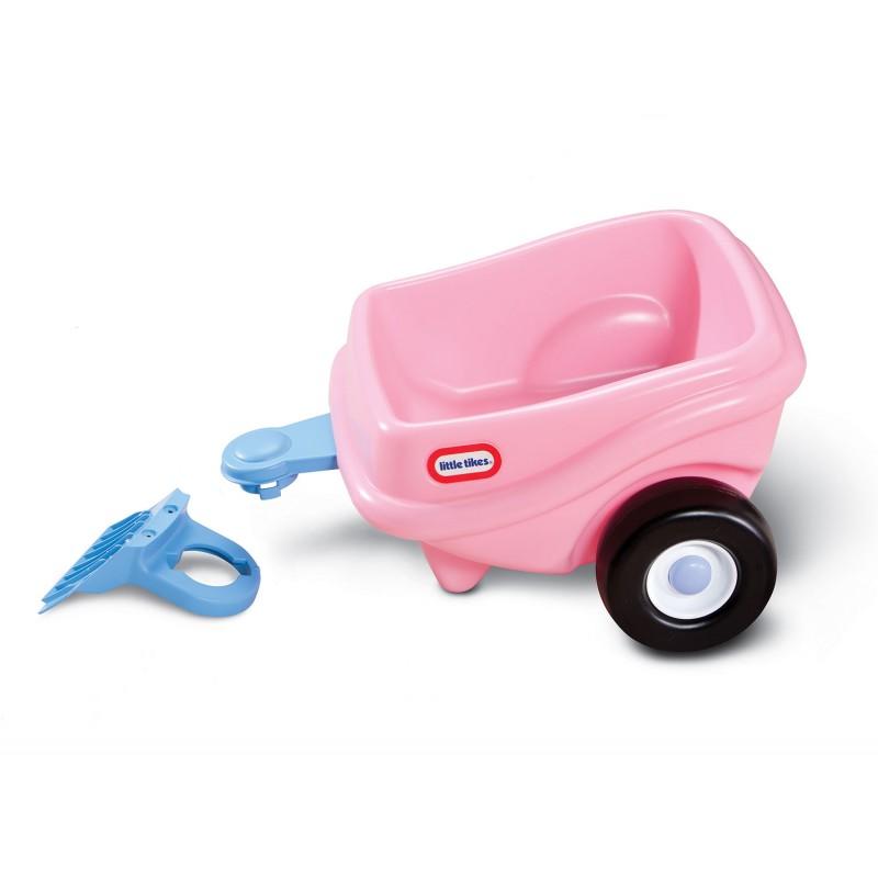 Прицеп Little Tikes 621451 розовый