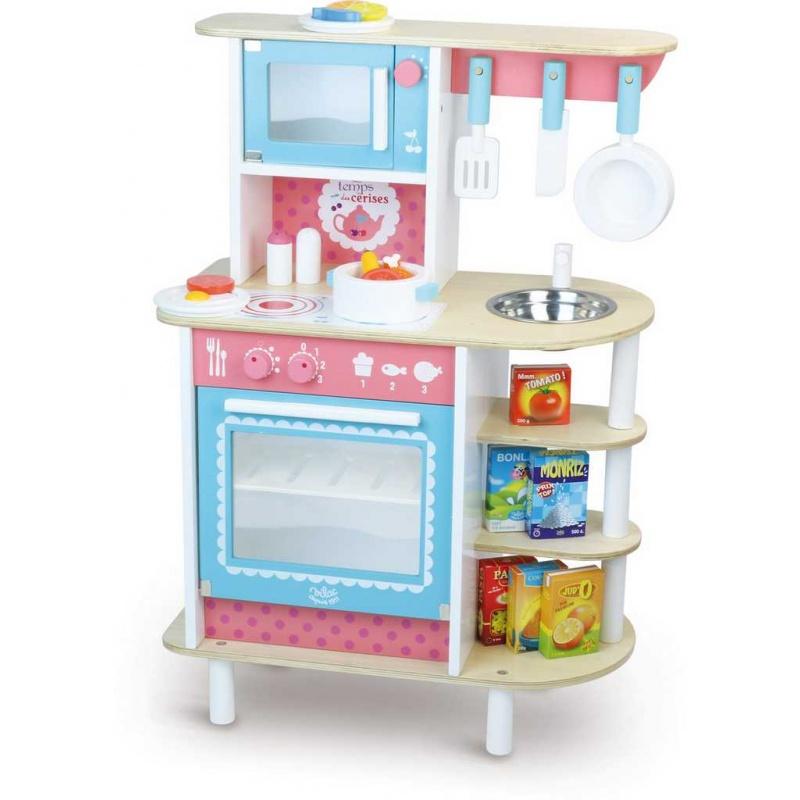 Деревянная кухня для детей Vilac