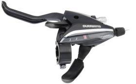 Шифтер моноблок Shimano ST-EF65 левый на 3 скорости