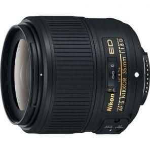 Nikon 35mm f/1.8G AF-S Nikkor ED