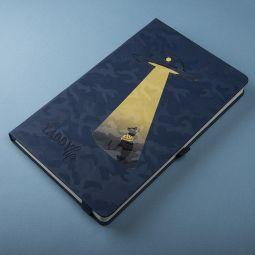 темно-синие бизнес-блокноты TABBY JUSTY
