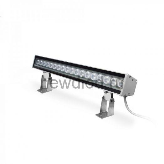 Светодиодный прожектор ES-18L AC170-265V 18W 0.5М (RGB)