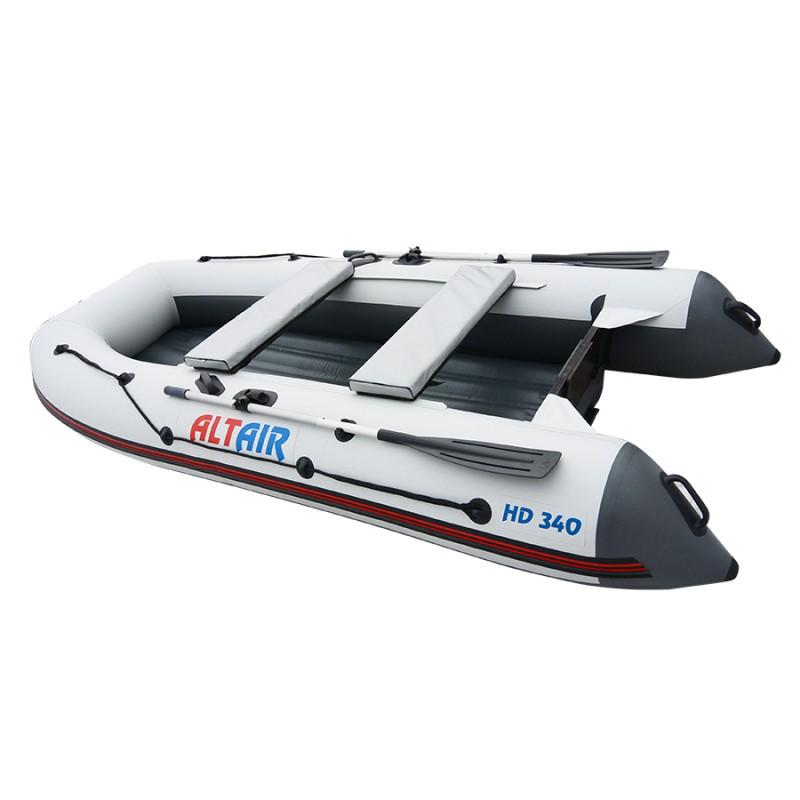 Лодка ПВХ Альтаир 340 НДНД