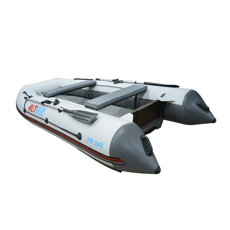 Лодка ПВХ Альтаир 360 НДНД