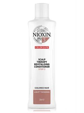 Nioxin 3D System 3 Шампунь очищающий Система 3 new