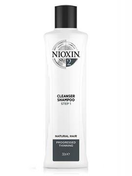 Nioxin 3D System 2 Шампунь очищающий Система 2