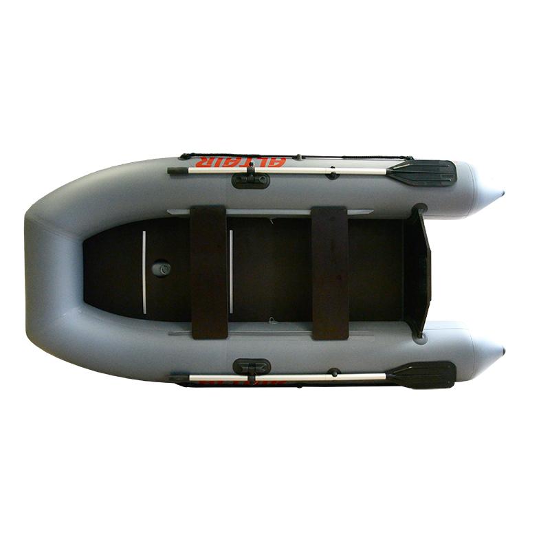 Надувная лодка ПВХ Alfa 280К