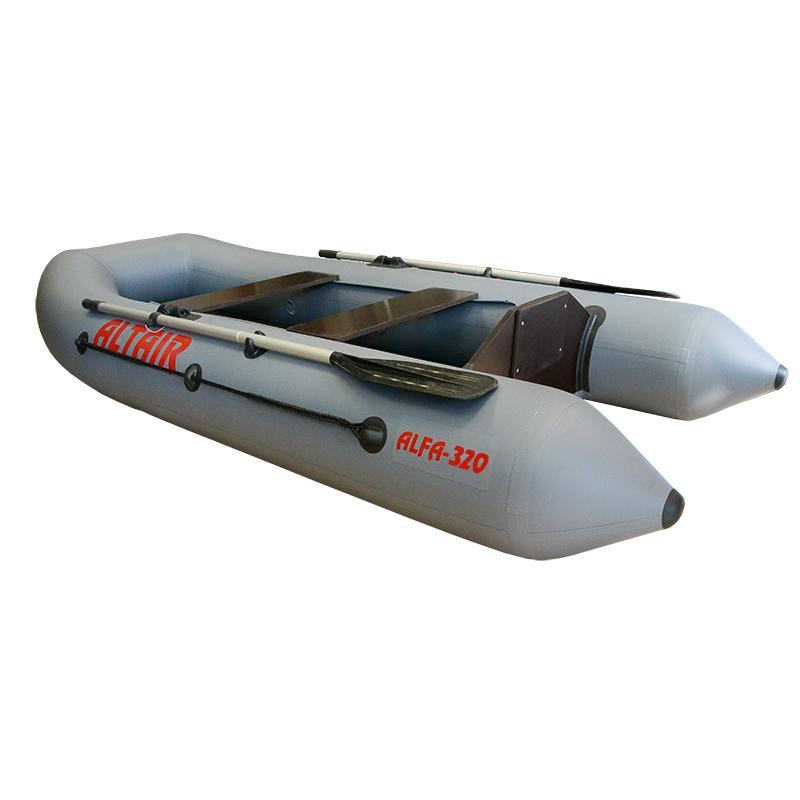 Надувная лодка ПВХ Alfa 320К