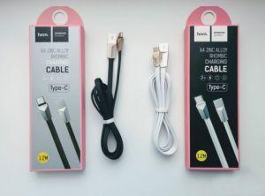 Кабель USB Hoco Type-C X4 (1,2 метра) (white)